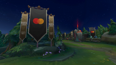Photo of League of Legends provides in-game model banners for broadcasts
