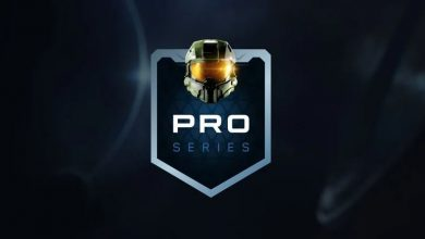Photo of HCS companions with FACEIT for Halo MCC Professional Collection