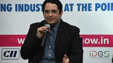 Photo of Akshat Rathee on NODWIN Gaming's South African growth