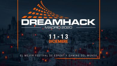 Photo of DreamHack Spain relocates winter competition to Madrid