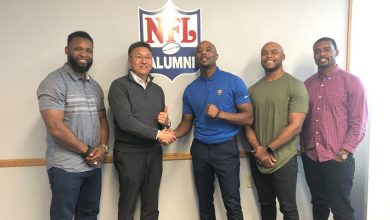 Photo of ESTV establishes partnership with NFL Alumni