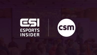 Photo of Esports Insider companions with CSM to convey extra manufacturers into esports