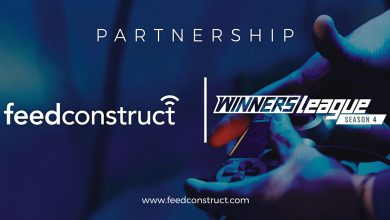 Photo of WINNERS League enters information distribution cope with FeedConstruct