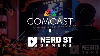 Photo of Nerd Avenue Players connects with Comcast Enterprise