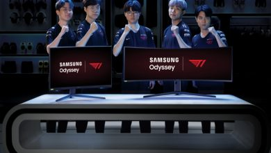 Photo of T1 finds official show associate in Samsung