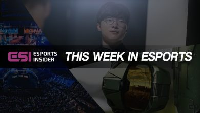 Photo of This week in esports: Faker, Halo, Marvel, Rainbow Six Siege