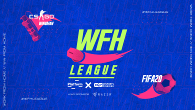 Photo of WFH League confirms Razer, Playbox, and G-Science as companions