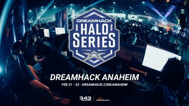 Photo of DreamHack Halo Sequence introduced for Anaheim