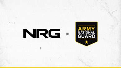 Photo of NRG Esports enlists Military Nationwide Guard as accomplice