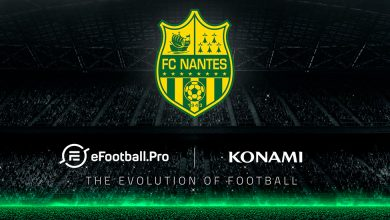 Photo of FC Nantes introduced as last founding member of eFootball.Professional