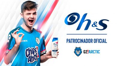Photo of G2 Arctic cleans up with Head & Shoulders deal