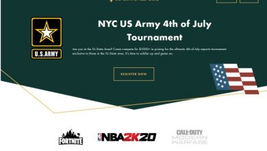 "Photo of Technology Esports and the USA Military Enlist New Yorkers for Epic Independence Day ""U.S. Military 4th of July Esports Match"" – European Gaming Trade Information"