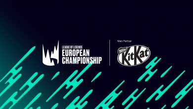 Photo of LEC doubles down on partnership with KitKat