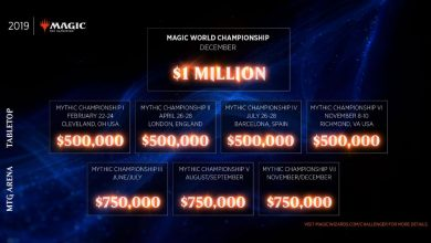 Photo of Magic: The Gathering reveals its hand, particulars 2019 esports plans