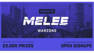 Photo of Midnite Melee invitations COD gamers to face better of Britain in £2,000 Warzone match – European Gaming Business Information