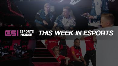 Photo of This week in esports: Gfinity, HUYA, London Spitfire, Vodafone Giants