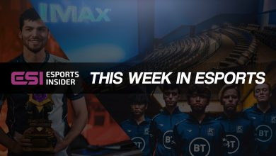 Photo of This week in esports: BT, IMAX, Blizzard, Olympique Lyonnais
