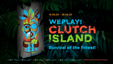 Photo of WePlay! Clutch Island is a brand new Regional Main Rating match