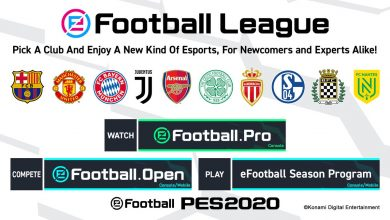 Photo of eFootball League welcomes 4 main soccer golf equipment