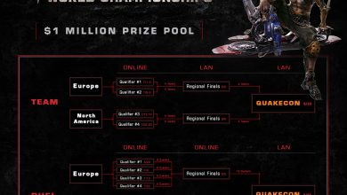 Photo of ESL, id Software program and Bethesda reveal $1,000,000 Quake World Championships
