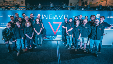 Photo of Weavr's Florian Block on the way forward for esports viewing experiences