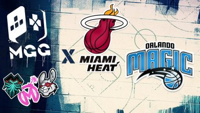Photo of Miami Warmth and Orlando Magic enter rights take care of Misfits Gaming Group