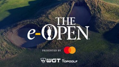 Photo of The e-Open launches with Mastercard and Topgolf sponsorship