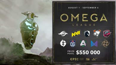 Photo of Dota 2 Omega League launched with $590,000 prize purse