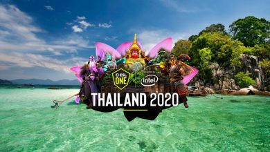 Photo of ESL One Thailand introduced for August