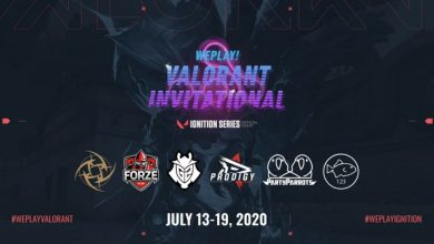 Photo of WePlay! VALORANT Invitational Announcement – European Gaming Trade Information