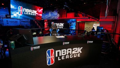 Photo of NBA 2K League delivers partnership with DoorDash