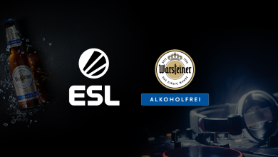 Photo of Warsteiner companions with ESL One Cologne 2020 for music contest