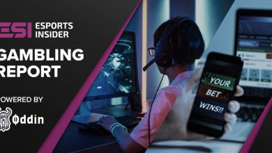 Photo of ESI Playing Report: New Jersey nears esports betting laws