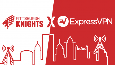 Photo of Pittsburgh Knights secures cope with ExpressVPN