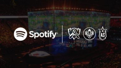 Photo of League of Legends Esports companions with Spotify for music hub, podcasts