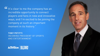 Photo of Activision Blizzard hires deputy MLB commissioner to steer esports