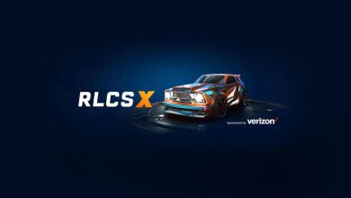Photo of Verizon sponsors Psyonix's North American RLCS X