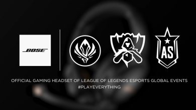 Photo of Bose turns into headset companion of League of Legends esports