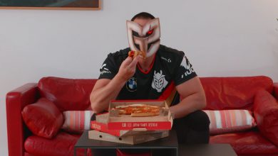Photo of G2 Esports names Domino's Pizza fast service restaurant accomplice