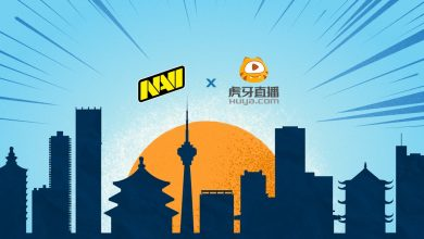 Photo of Natus Vincere CS:GO to stream on China's HUYA platform