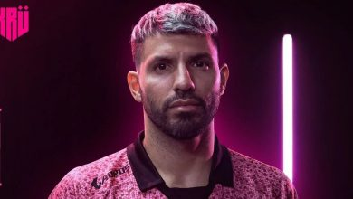 Photo of Manchester Metropolis star Sergio Aguero launches KRU Esports
