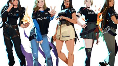 Photo of Cloud9 indicators feminine VALORANT crew, expands AT&T partnership