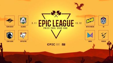 Photo of EPIC League Season 2 grew to become essentially the most seen match of 2020 – European Gaming Trade Information