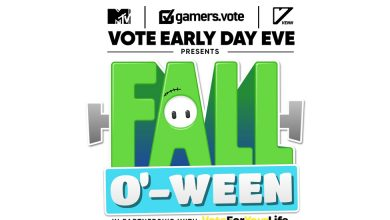 Photo of Players.Vote, VENN and MTV host movie star Fall Guys occasion