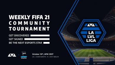 Photo of LVL joins forces with Hertha BSC to launch FIFA event