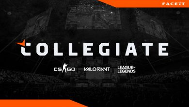 Photo of FACEIT broadcasts suite of collegiate esports choices