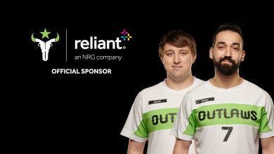 Photo of Inside Houston Outlaws' energising Reliant partnership