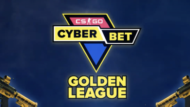 Photo of Cyber.Wager prepares for $20,000 CS:GO Golden League event