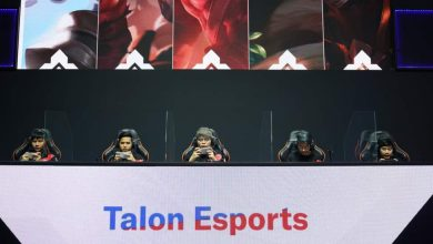 Photo of Talon Esports raises $2M in seed spherical