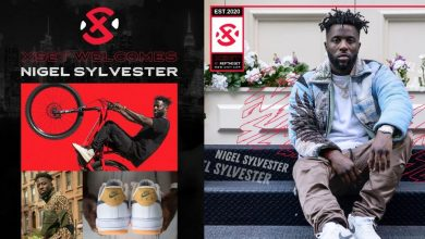 Photo of BMX athlete Nigel Sylvester joins XSET